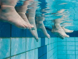 Junior Swimming cancelled for 18th November